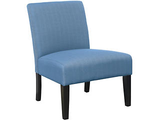 Cornflower Accent Chair, , large