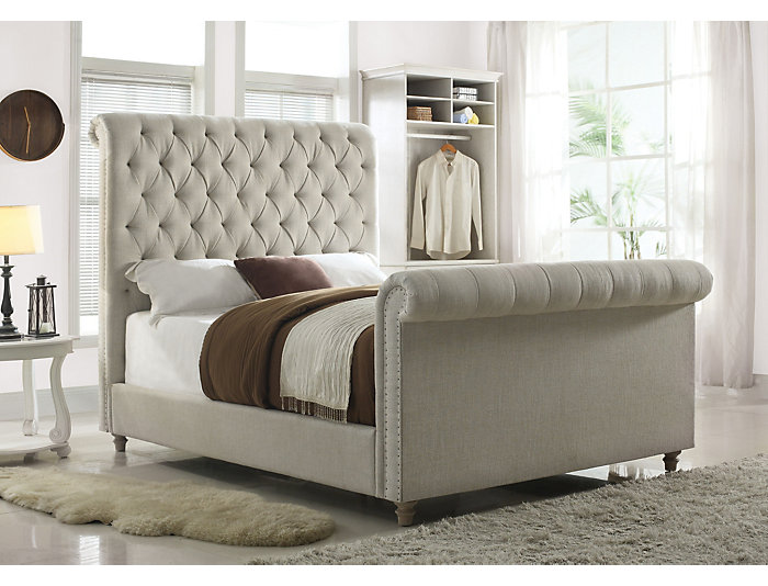 Ruby King Bed, , large