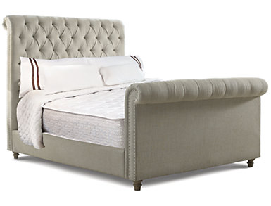 Ruby Queen Bed, , large