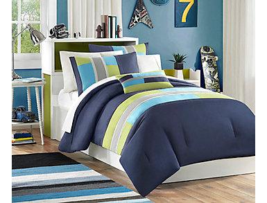 Pipeline Comforter Set Coll., , large