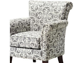 Brooke Accent Chair, , large