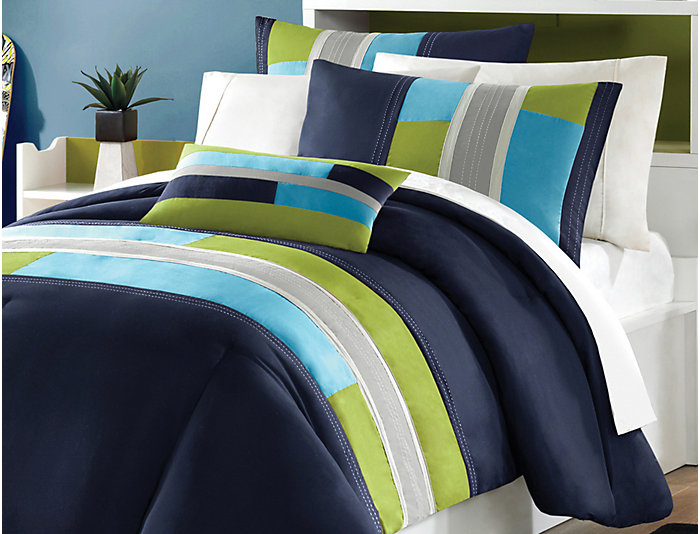 Switch Twin Comforter Set, , large