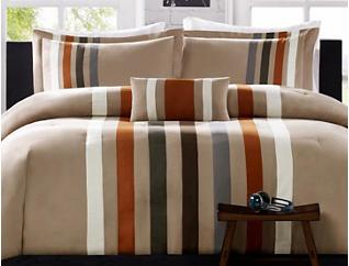Landon Twin Comforter Set, , large