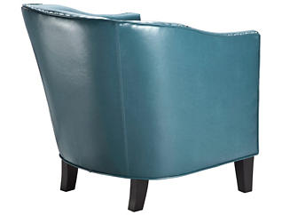 Fremont Peacock Accent Chair, , large