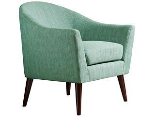 Grayson Accent Chair, Blue, , large