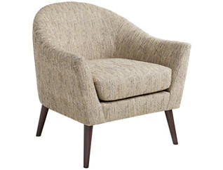 Grayson Accent Chair, Beige, , large