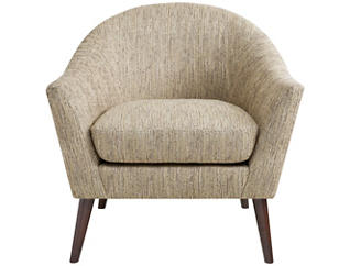 Greyson Beige Accent Chair, Beige, large