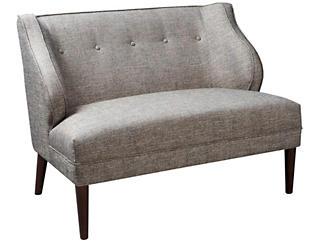 Sorano Settee, Grey, large