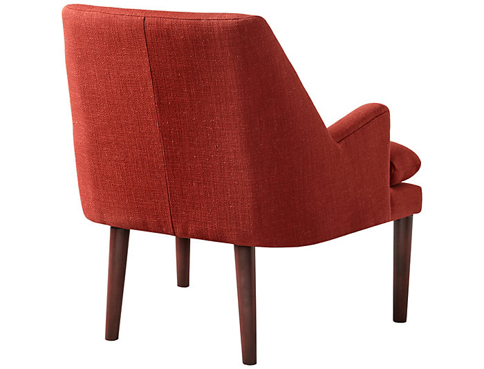 Taylor Red Accent Chair, , large