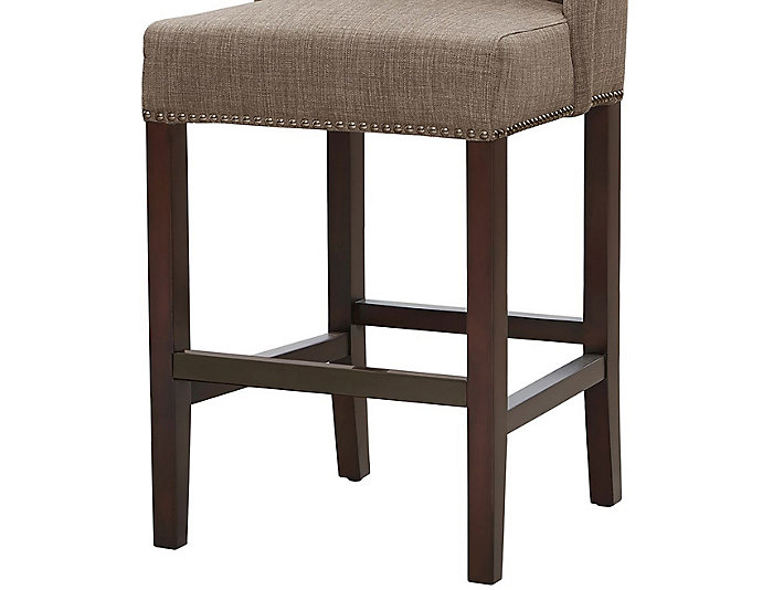 Taupe Counter Stool, , large