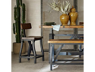 Lancaster Counter Stool, , large