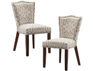 shop Taupe-Dining-Chair-(Set-of-2)