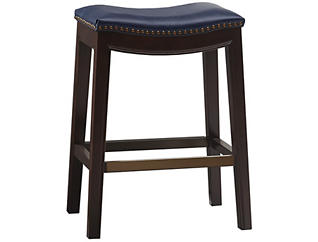 Saddle Counter Stool, , large