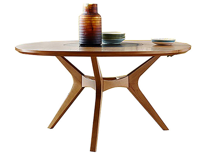Art Van Dining Room Tables: Metro Round Dining Table