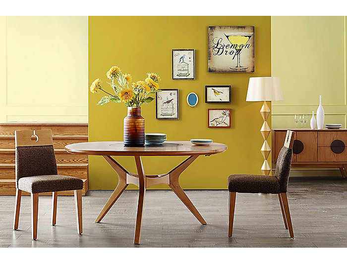 Metro Round Dining Table, , large