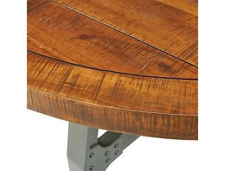 Lancaster Round Adjustable Table, , large