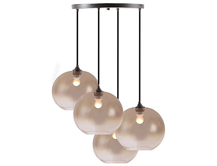 Mandal Small Ombre Pendants, , large