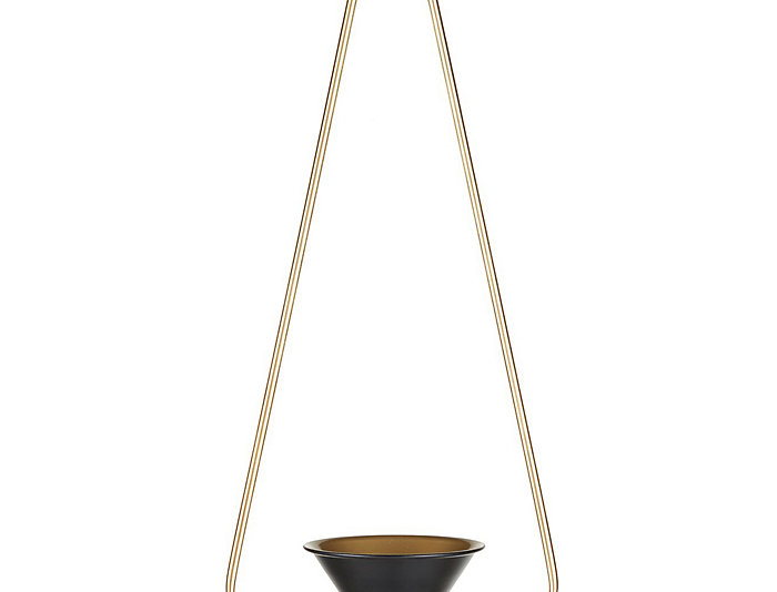 Axel Black Pendant Light, , large