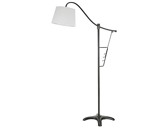 Vienna Bronze Floor Lamp, , large