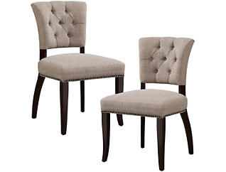Brooklyn Dining Chair Set of 2, , large
