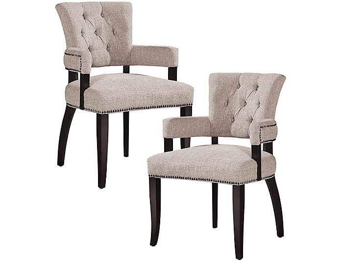 Brooklyn Arm Chair (Set of 2), , large