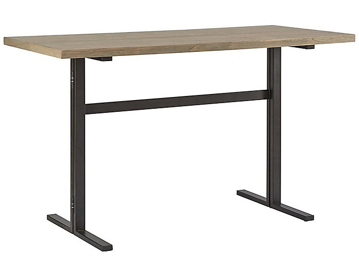 Delano Counter Drop Leaf Table, , large