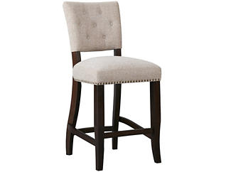 Brooklyn Cream Counter Stool, , large