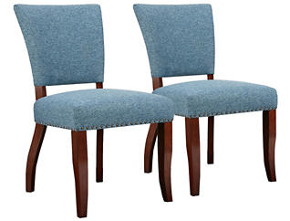 Blue Dining Chair (Set of 2), , large