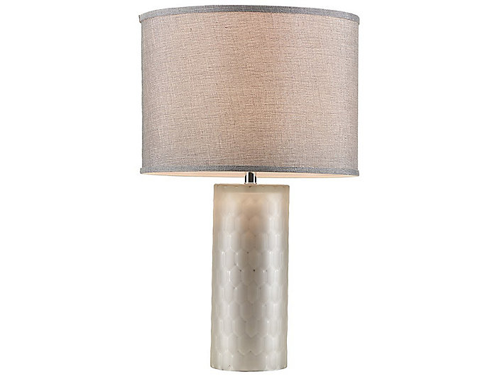 ... Deco Honeycomb Table Lamp, , Large ...