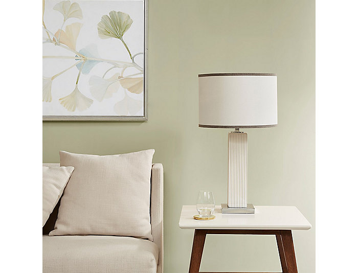 Chelsea Cream Table Lamp, , large