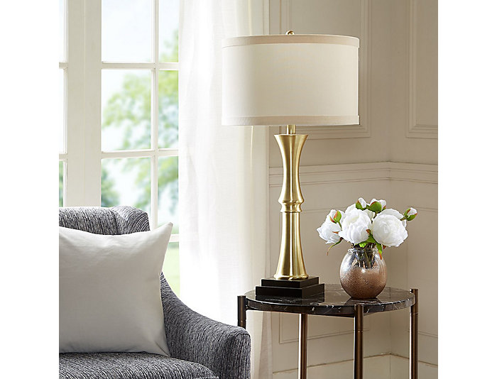 Midas Gold Table Lamp, , large