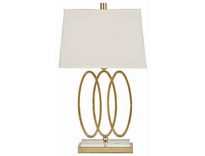 Fairmount Gold Table Lamp, , large