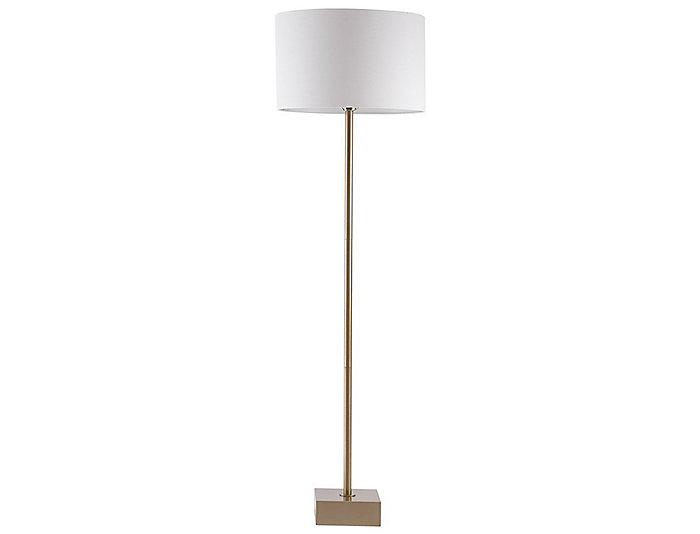 Bringham Gold Floor Lamp, , large