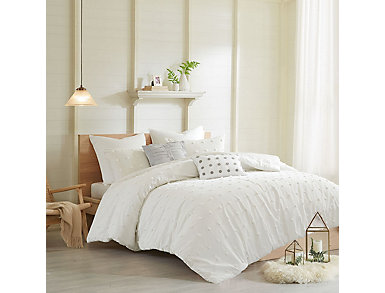 7Pc Brooklyn Full/Queen Set, , large