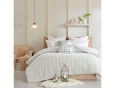 Brooklyn Full 7 Piece/Queen Comforter Set, , large