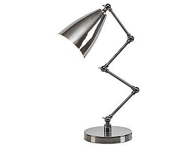 Bryce Black Table Task Lamp, , large