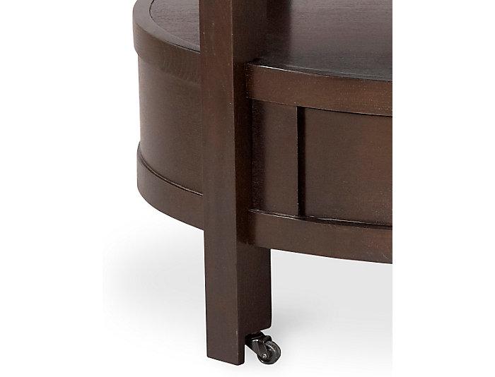 Marlon Round Coffee Table, , large