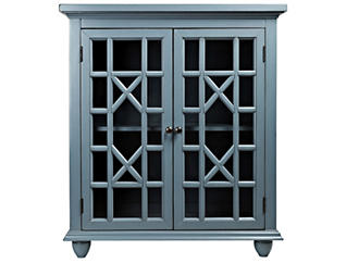 Brighton Park Blue Cabinet, , large