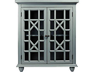 Brighton Park Grey Cabinet, , large