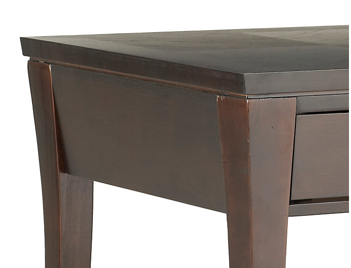 Manhattan Square End Table, , large