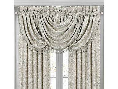 Colette Waterfall Valance, , large