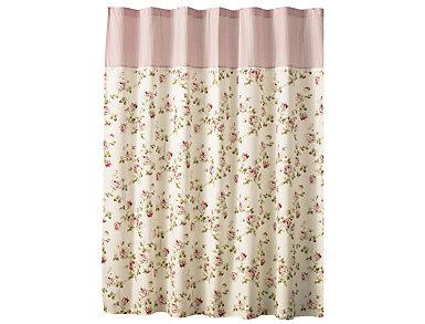 Rosalie Shower Curtain, , large