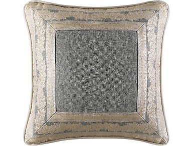 "Rialto 20"" Jade Square Pillow, , large"