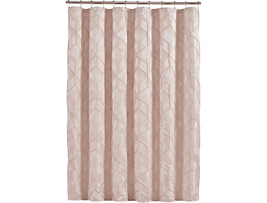 Horizons Shower Curtain, , large