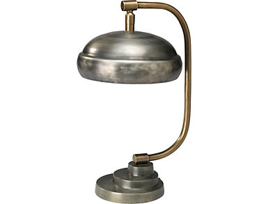 Steam Punk Table Lamp, , large