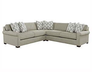 Jefferson 3 Piece Sectional