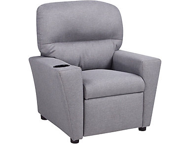 Kid's Recliner-Jitterbug Ash, , large