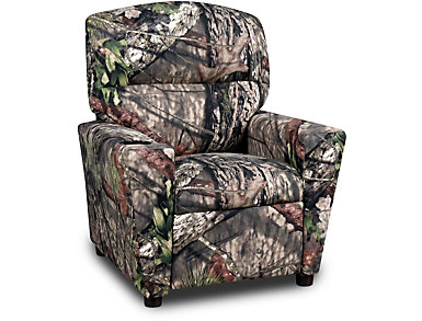 Kid's Recliner-Mossy Oak, , large
