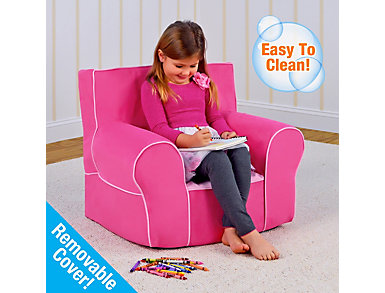 Grab-n-Go Chair-Passion Pink, , large