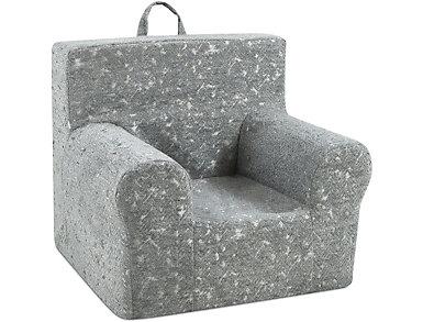 Kid's Grab-n-Go Chair Grey, , large